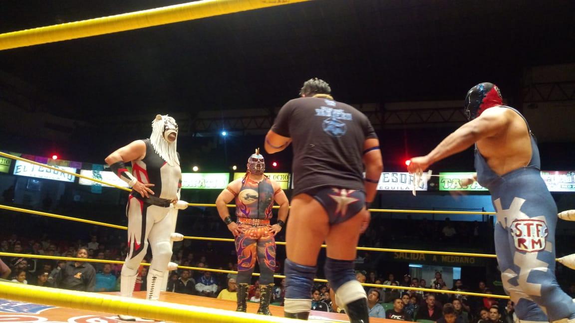CMLL: Una mirada semanal al CMLL (Del 1 al 7 de noviembre de 2018) 11