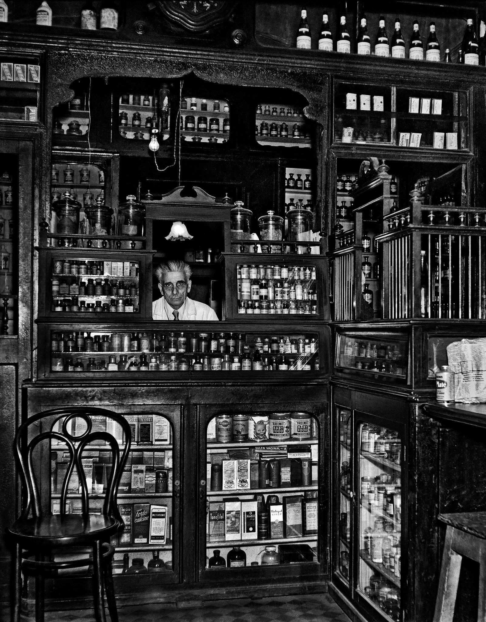 старые фотографии аптек снимки