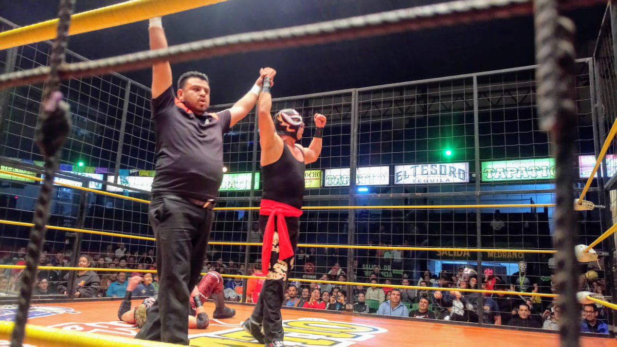 CMLL: Una mirada semanal al CMLL (Del 1 al 7 de noviembre de 2018) 13