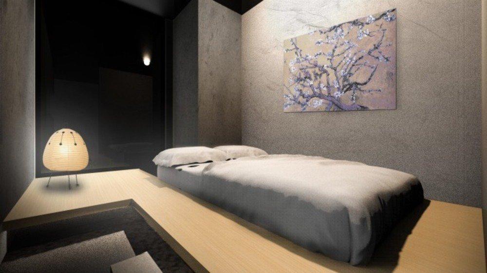 千利休の茶室がテーマのカプセルホテル「ホテル・ゼン・トーキョー」日本橋人形町にオープンへ -