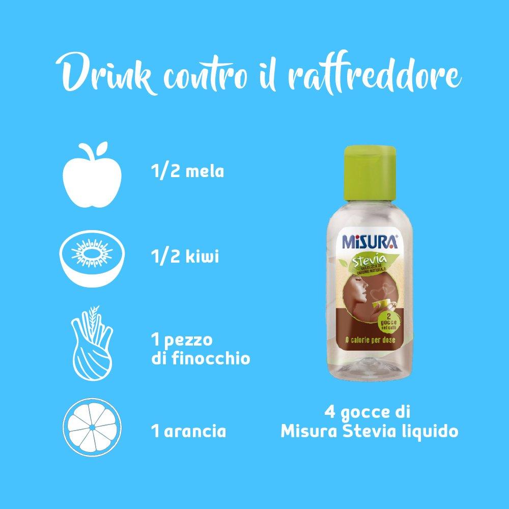 acqua di stevia per dimagrire