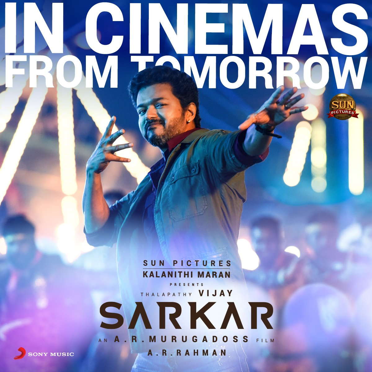 #SARKAR Review - FIRST REPORT - A R Murugadoss gave FLOP with Mahesh Babu earlier, now even better FLOP with Vijay
