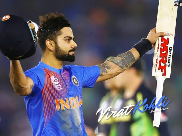 "Happy Birthday to ""Record Breaker\"" virat kohli"