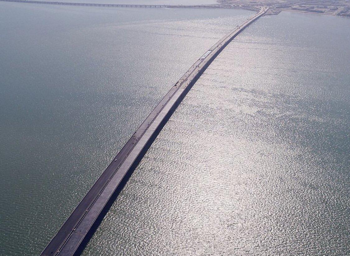 """إنجاز 97.2 في المئة من مشروع جسر جابر .. """"وصلة الدوحة""""  @PARTKUWAIT #رؤية_2035 #نيو_كويت #كويت_جديدة https://t.co/RUOh3LdvuZ"""