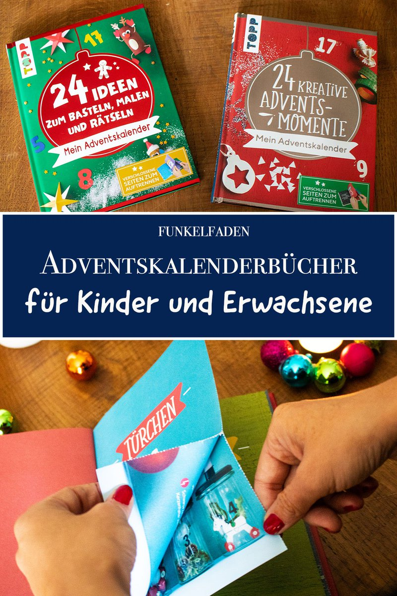 Werbung  Wir starten in die Woche mit Adventskalenderbüchern für Kinder und Erwachsene mit vielen kreativen Inspirationen für die Vorweihnachtszeit  6x 1 Adventskalenderbuch könnt ihr gewinnen: https://funkelfaden.de/adventskalenderbuecher-fuer-kinder-und-erwachsene-gewinnspiel/… #gewinnpiel #adventskalenderpic.twitter.com/jHR7Y1lh9O