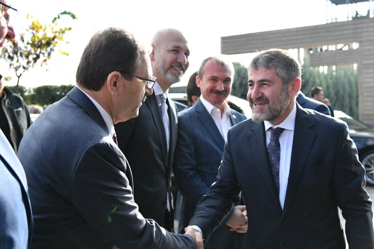 AK Partili Başer: Açılışını yapacağımız cezaevi bacasız fabrika gibi çalışacak, ekonomiye katkı sağlayacak 32