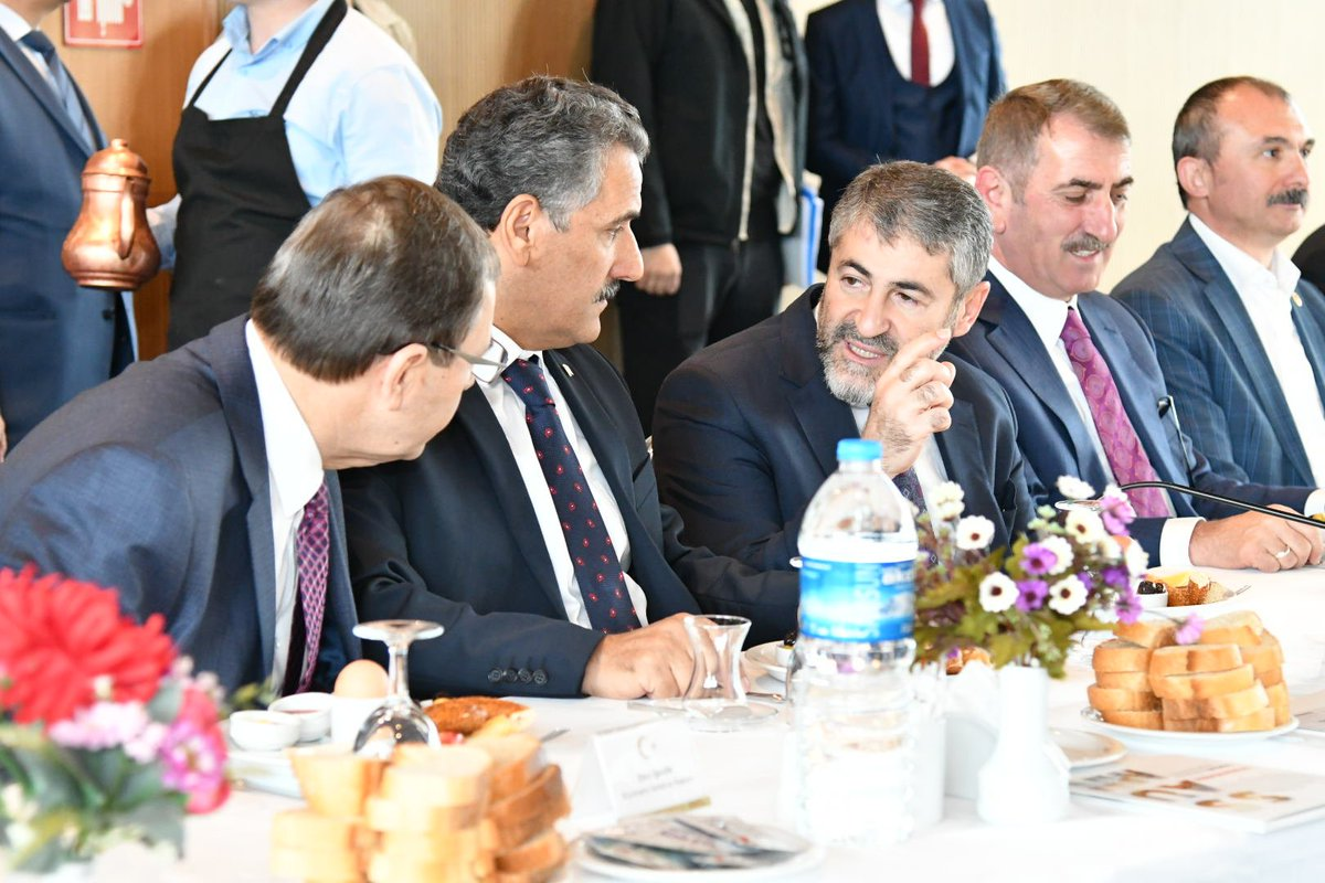 AK Partili Başer: Açılışını yapacağımız cezaevi bacasız fabrika gibi çalışacak, ekonomiye katkı sağlayacak 64