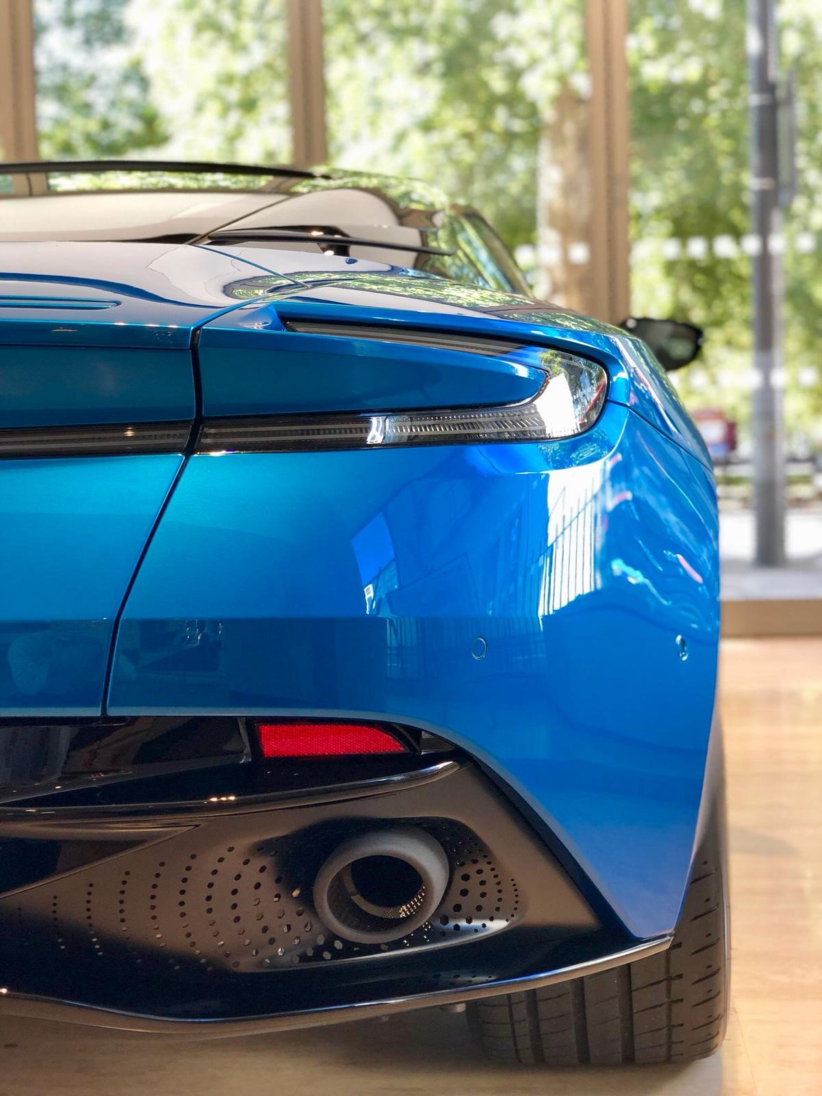 """aston martin of london on twitter: """"no monday blues here, just the"""