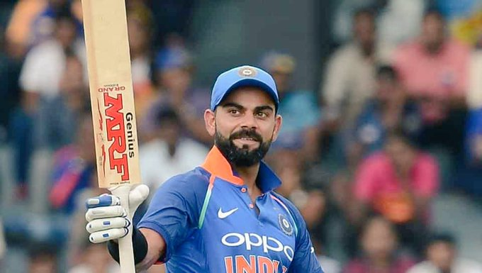 Wish you a very happy birthday Virat Kohli