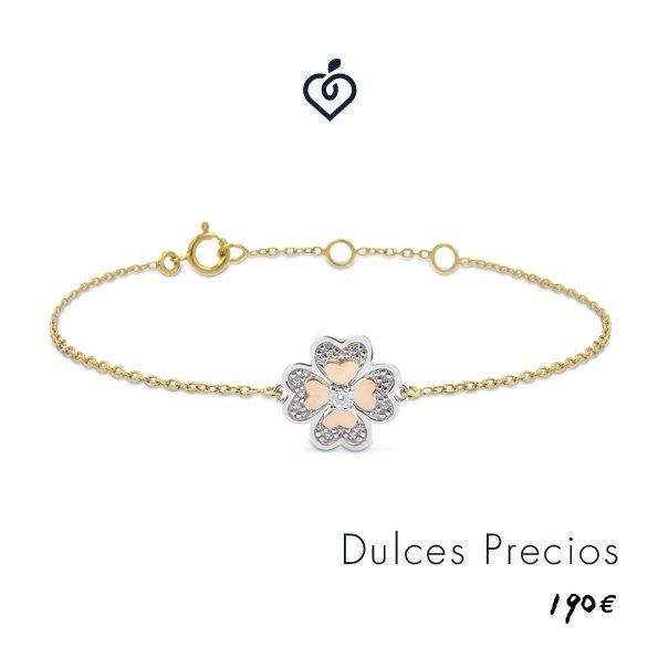 198e9d5dd6d7 ... en https   es.edenly.com joyas collar-oros-diamantes-trebol-brillante