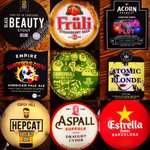 Image for the Tweet beginning: A strong local cask representation