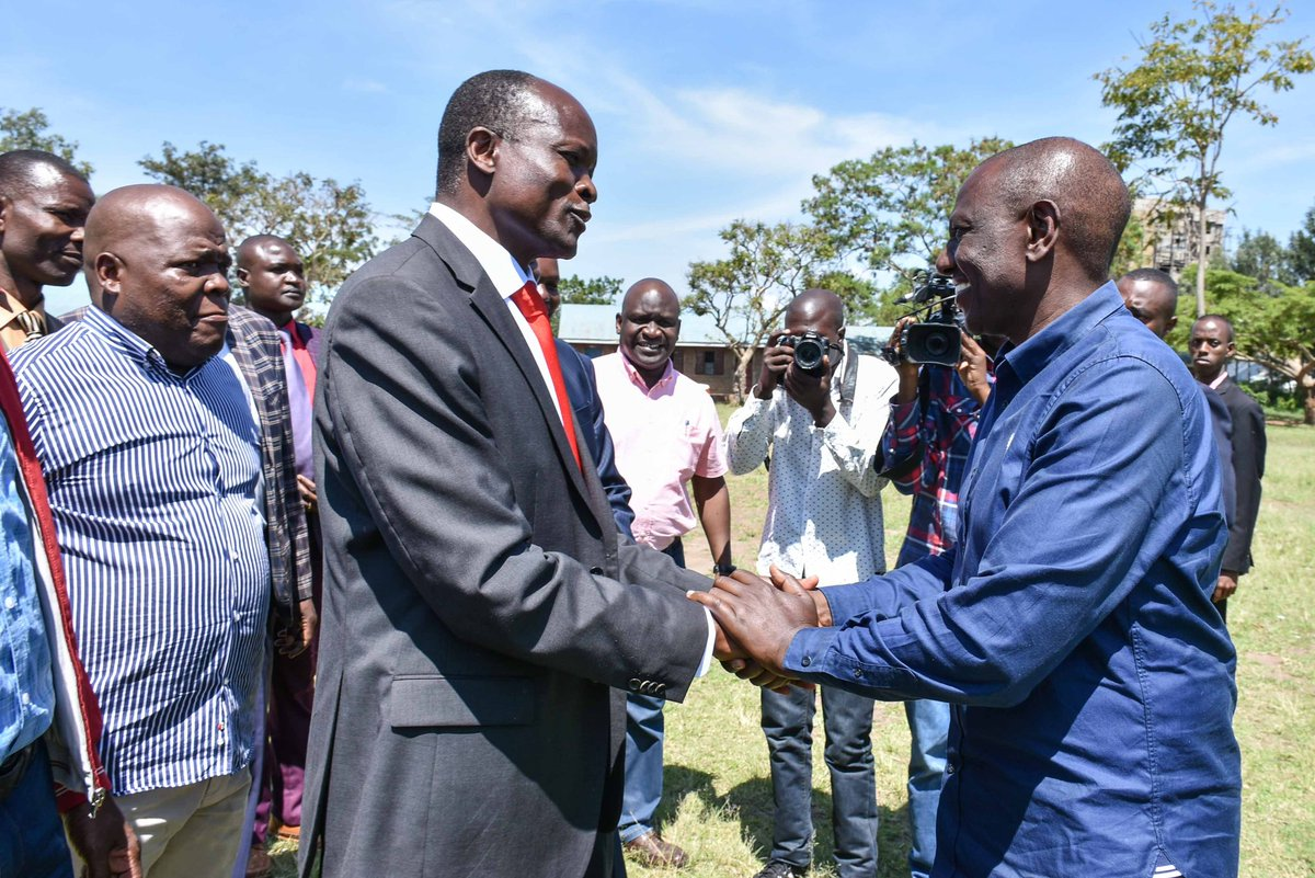 Image result for Obado and Ruto
