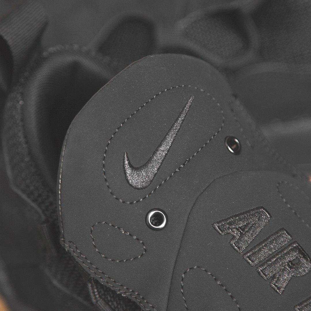 Nike Air More Money  Black Gum   fecafab21