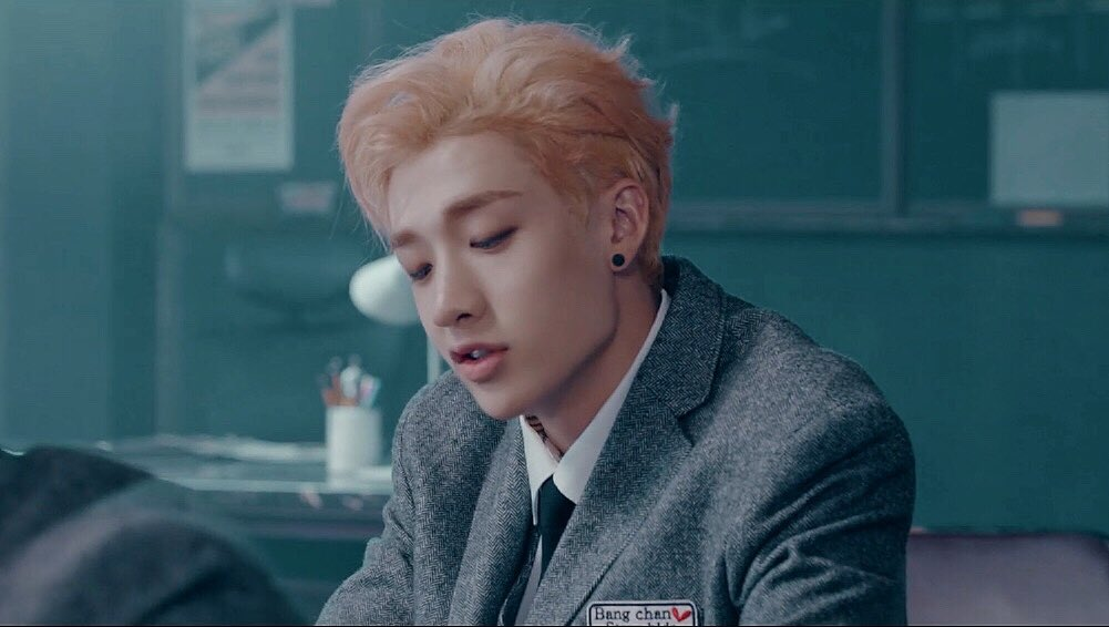 Bang Chan Pics On Twitter Hairstyle On Point