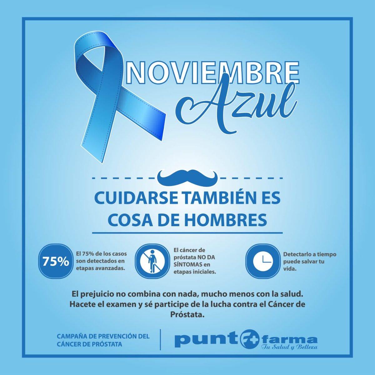 cáncer de próstata hasta su campaña