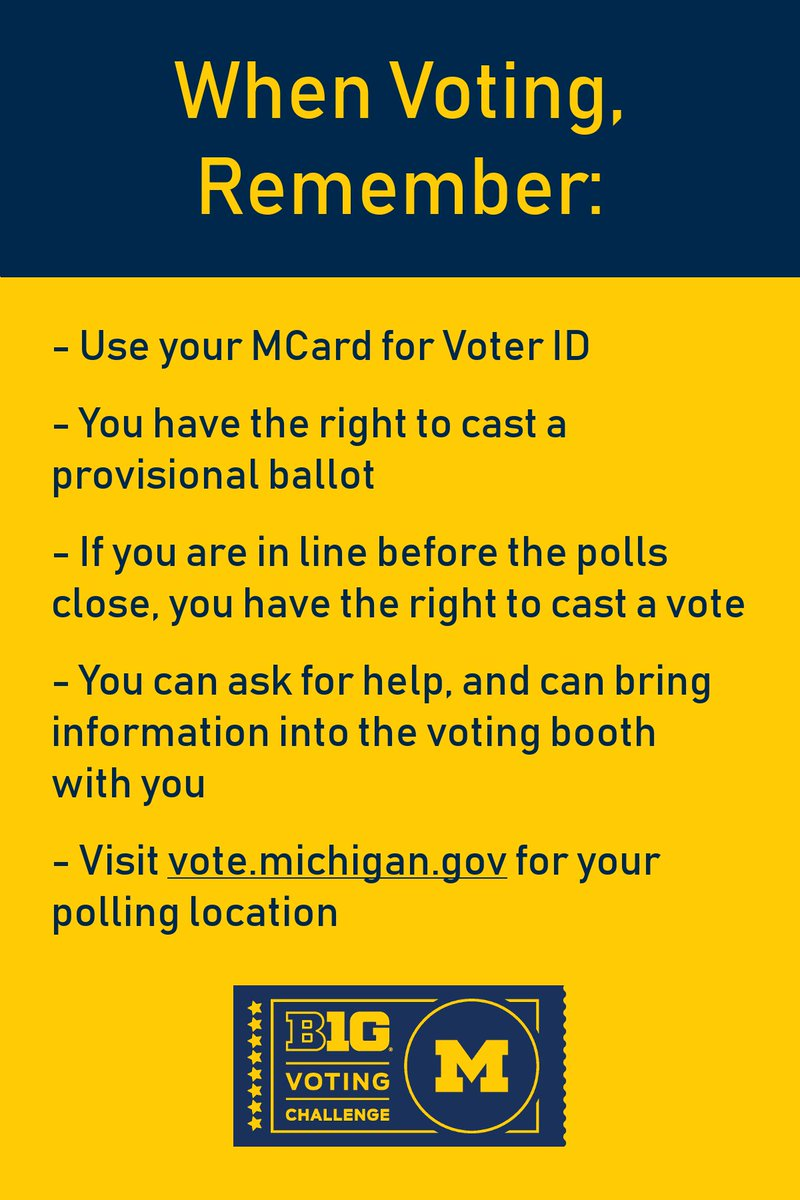 Voting in ann arbor? Here's what you need to know ahead of the.