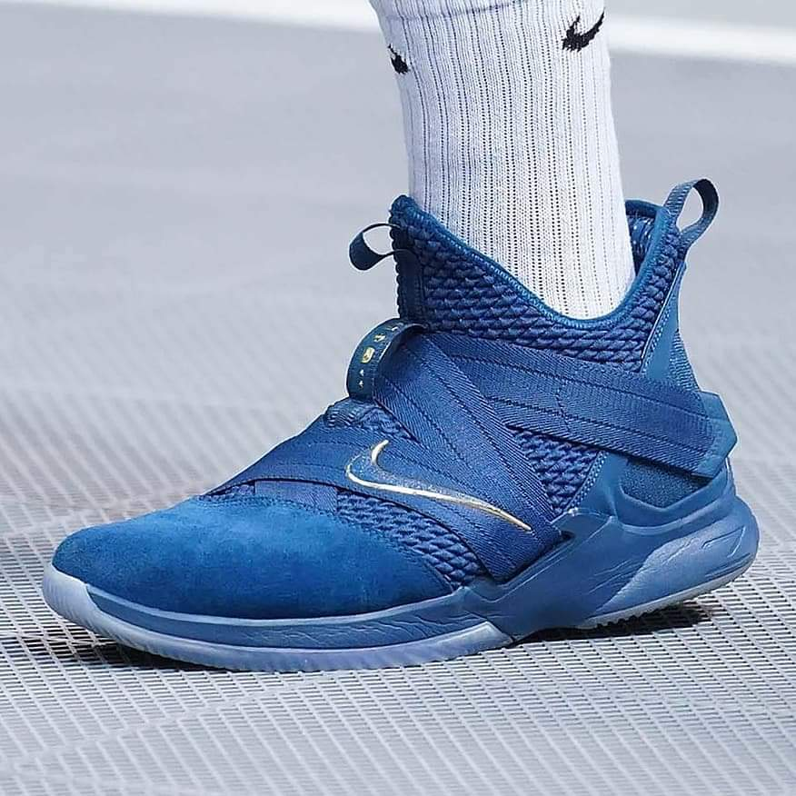 53ec434d9c45 LeBron Soldier 12 Agimat Now available!!pic.twitter.com BRkfUOld1d