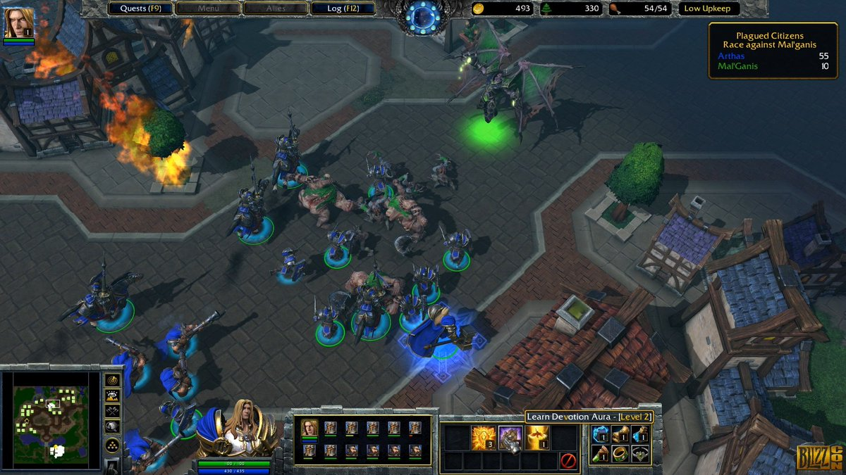 Rock Paper Shotgun A Twitter Warcraft 3 Reforged Is Aiming To Support All Original Maps And Mods Which Is Great Because Wc3 Had One Of The Great Forgotten Mod