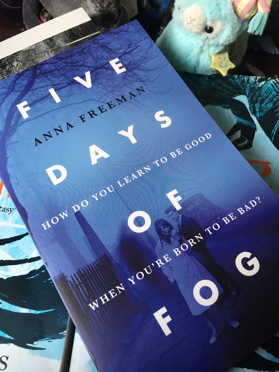 Image result for Five Days of Fog by Anna Freeman