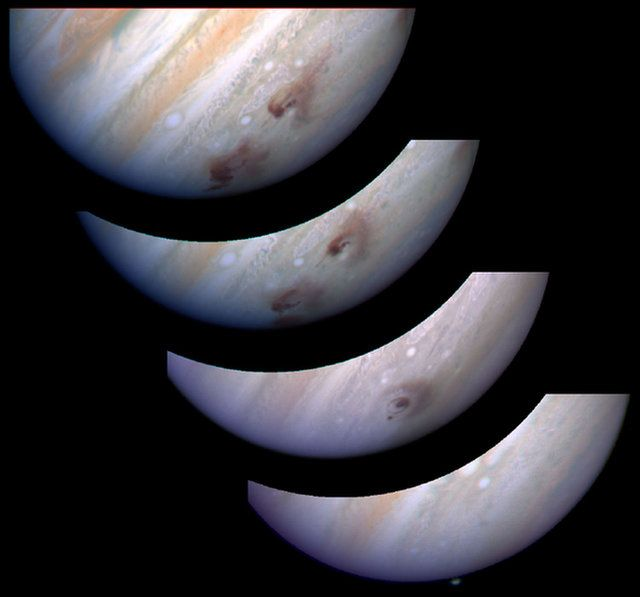#Space: Shoemaker-Levy #comet's impact left its mark on #Jupiter (1994) https://t.co/WtyBxEROQD via @SpaceDotCom