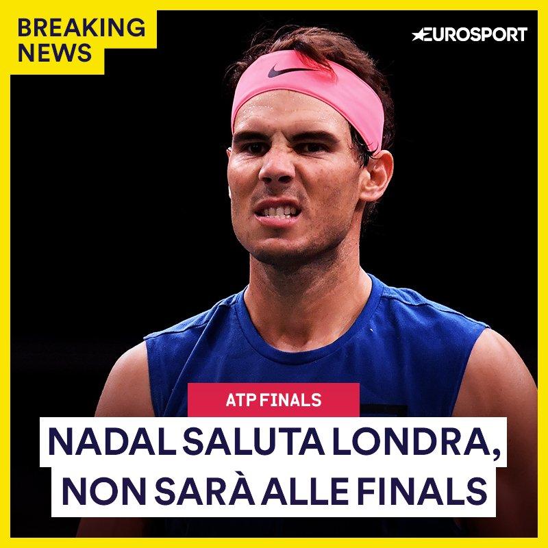 Eurosport IT's photo on #Nadal