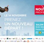Image for the Tweet beginning: J-9 avant le salon @NouvelleVie_Pro