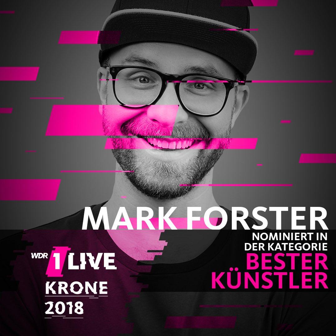 Mark Forster Forstermusic Twitter