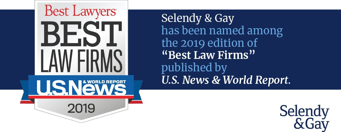 Selendy gay law firm