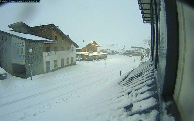 Nevando bien en todas las cotas de #Formigal! 😍❄️⛷️🏂