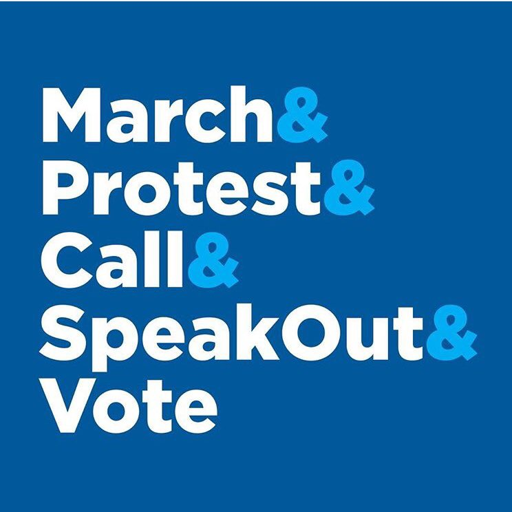 It all comes down to Tuesday! Did you join the thousands who marched this year with @womensmarch #MarchForOurLives ⁠ ⁠, #FamiliesBelongTogether, #MarchForTheOcean, #StopKavanaugh &amp; others? Then #MarchToThePolls Tues and #vote for the #BlueWave2018!<br>http://pic.twitter.com/HKYQ9lbRX0