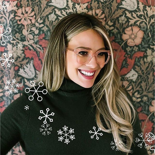 f3c6ed230f9 ✨The Holidays are all about shining and giving✨ Introducing the Muse x  Hilary Duff