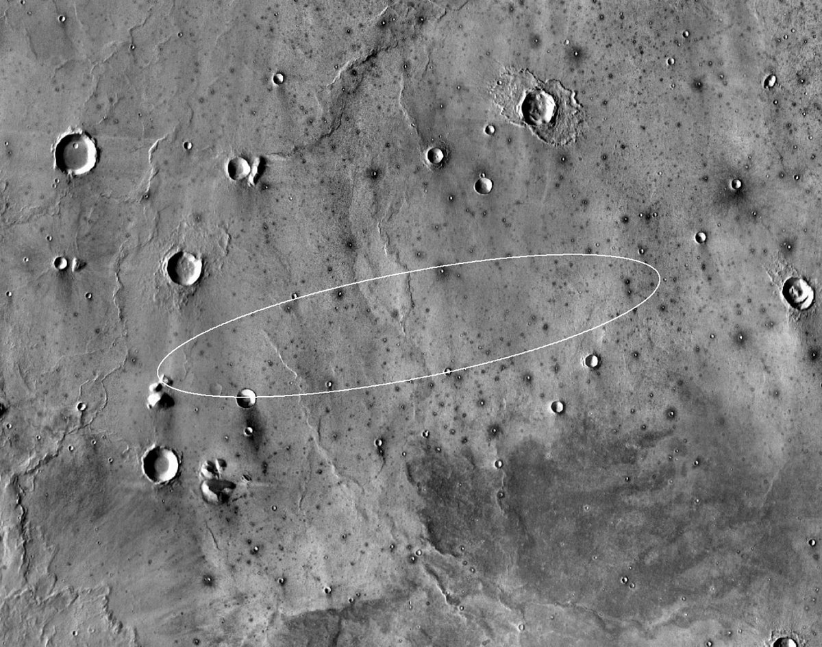 The #Mars landing site for @NASAInSight is just plain perfect: https://t.co/yAysBCYFD7