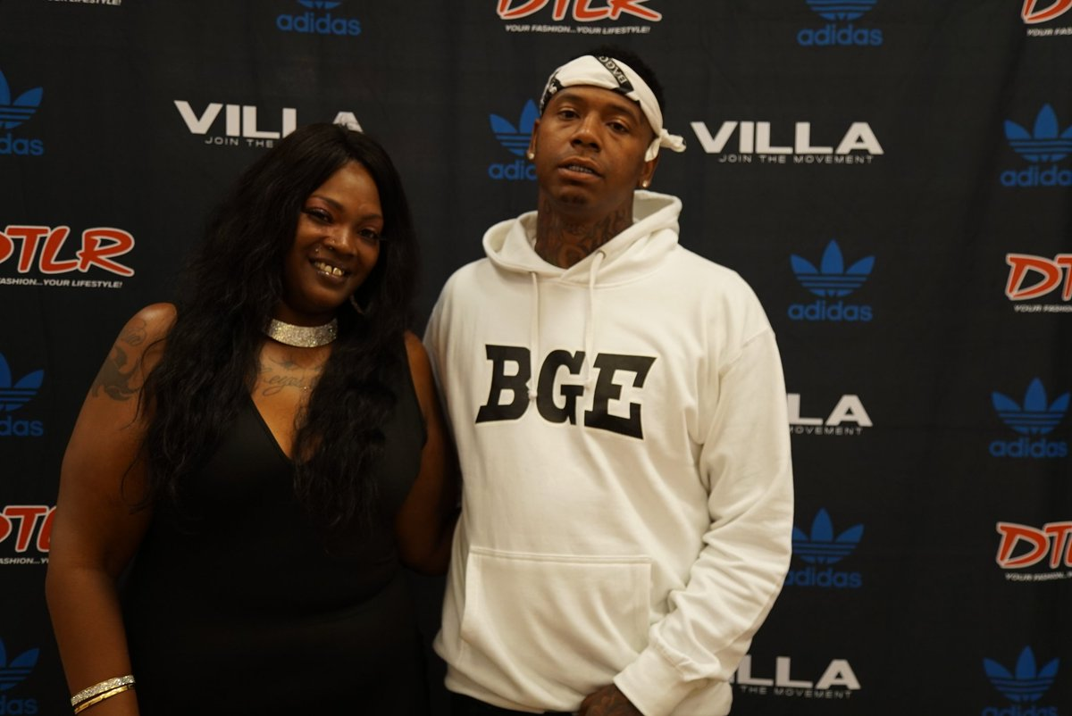 #RESET #Pressure S/0 to @MoneyBaggYo 👏👏 when you come out the jungle it's a must you don't forget where you came from 💪 Congrats to the individuals who received Scholarship's today ‼️ #Blessings #WalkerHomes #BGE #Nless