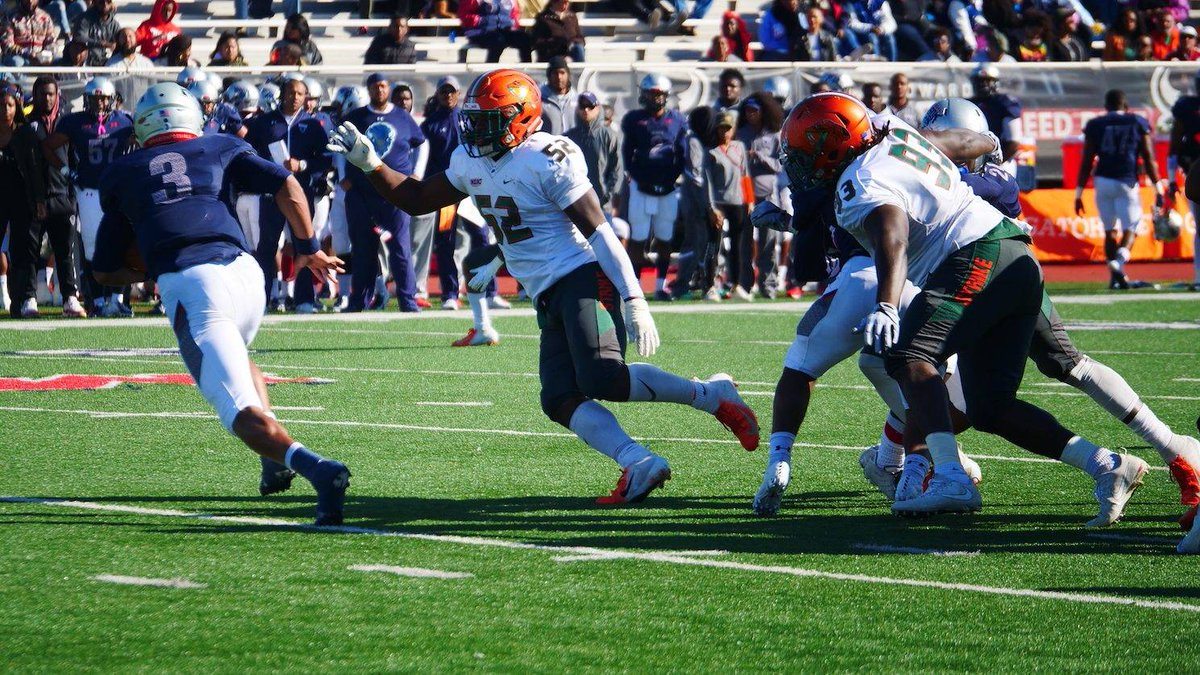 FAMU's loss keeps several teams in the running for MEAC title. undf.td/2F3V4YC