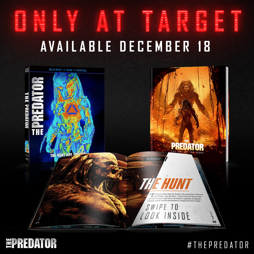 Predator on Twitter: