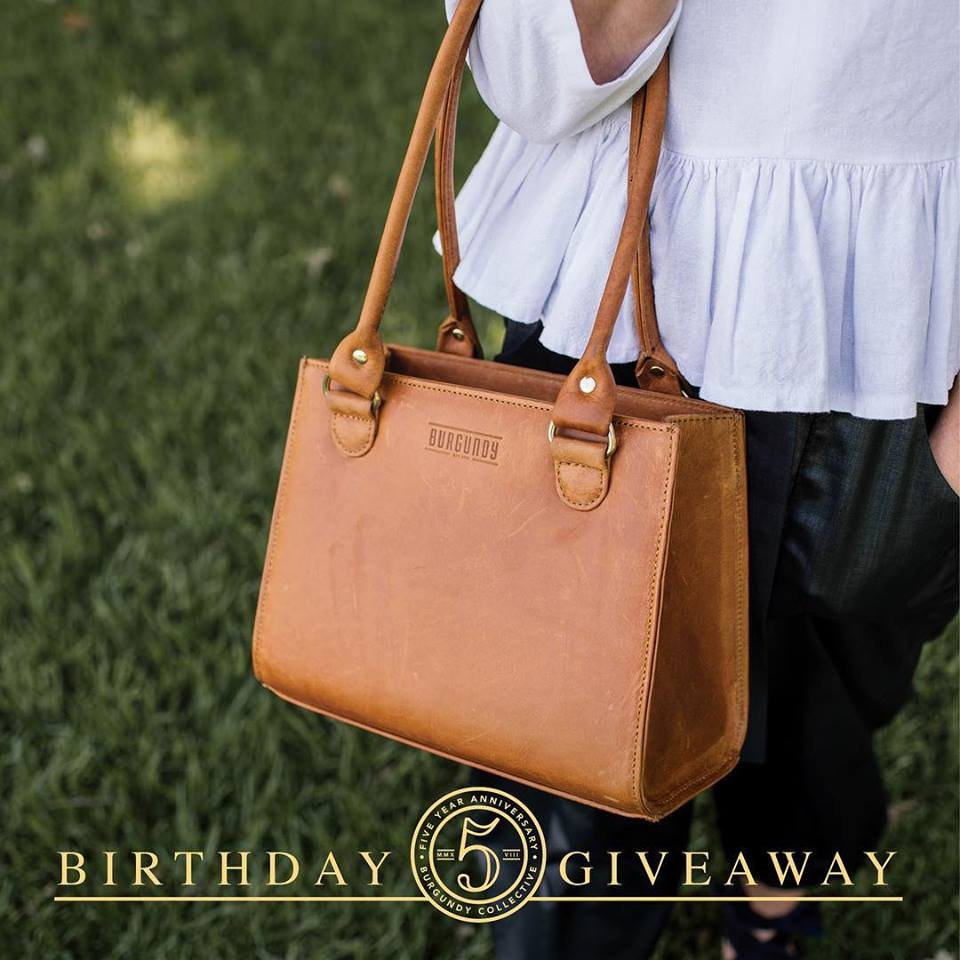 26448a0d90b7 ... beautiful handbag for the true lady in any occasion. • Visit Facebook    Instagram to enter! (T s   C s Apply) •  burgundycollective  giveaway ...