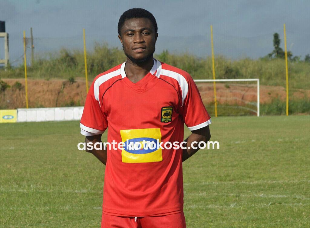 Kotoko winger Emmanuel Gyamfi pens two-year contract extension