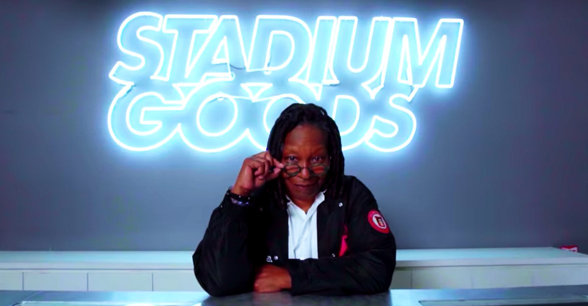 Whoopi Goldberg talks Kanye, Pharrell Collabs, & being a streetwear pioneer on 'Sneaker Shopping':   https://t.co/sE6pyw80hO