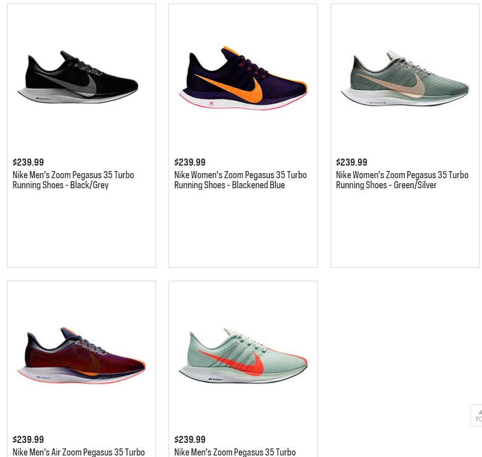 new arrivals c3d42 9ffbb Shave 25% OFF the price Nike Pegasus 35 Turbo with FREE shipping at   SportChek. https   bit.ly 2zsiIZ1 pic.twitter.com J2otoEArQW