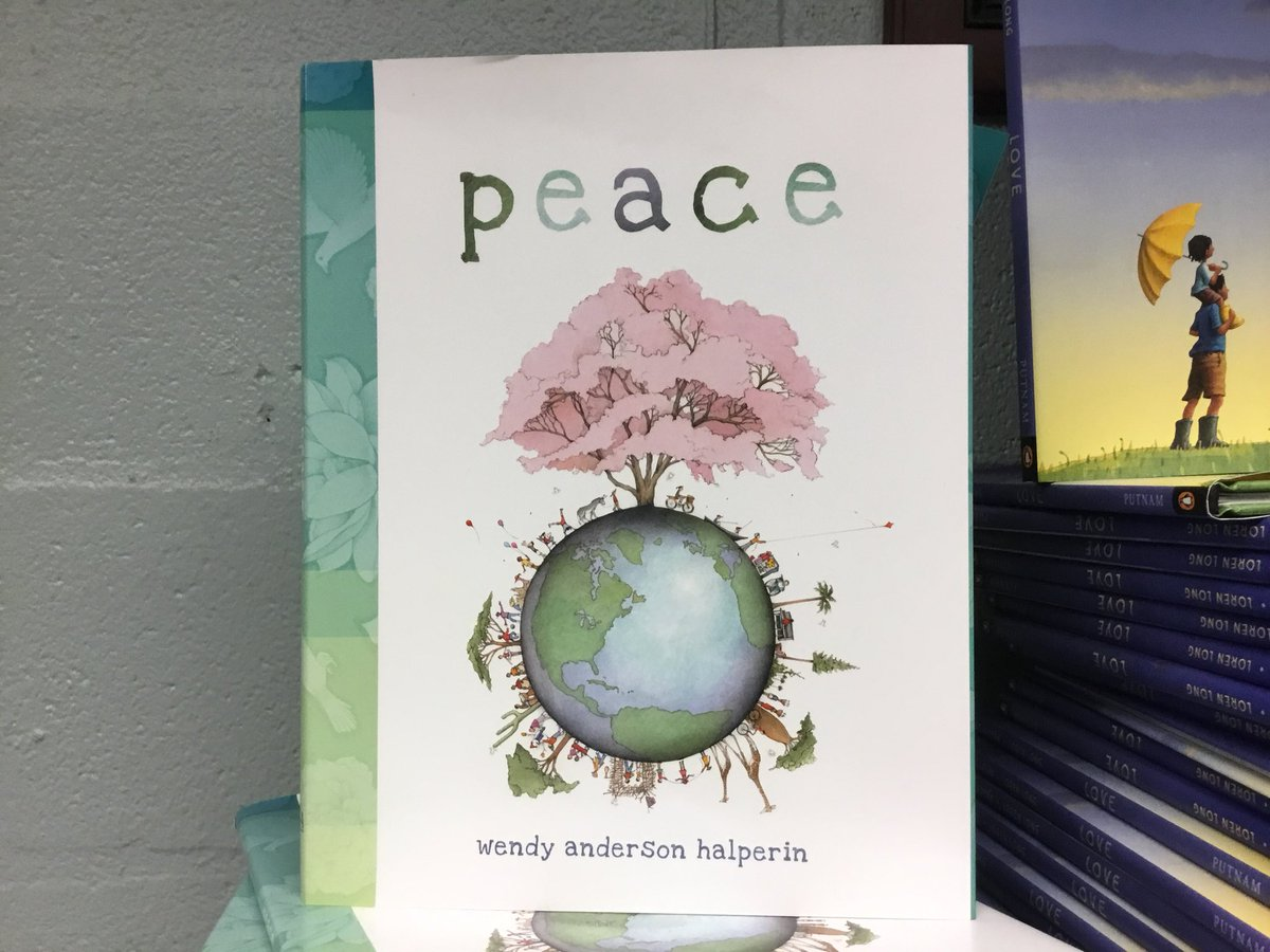 This year's Mosaic theme is Love : love yourself, love each other, love this place. We started out school-wide with the book Peace by Wendy Halperin Anderson. The book is filled with so many inspiring quotes about peace and love. <a target='_blank' href='http://twitter.com/APSEquityandExcellence'>@APSEquityandExcellence</a> <a target='_blank' href='http://twitter.com/OakridgeConnect'>@OakridgeConnect</a> <a target='_blank' href='https://t.co/kEJbkiuof0'>https://t.co/kEJbkiuof0</a>