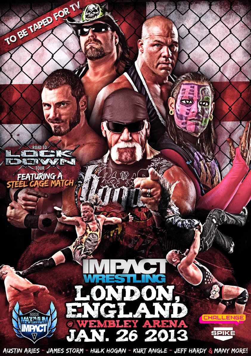 Impact Uk Ireland On Twitter There Have Been Some Epic Impact Wrestling Uk Tours Over The Years What Is Your Favourite Impact Wrestling Match You Have Experienced On Uk Soil And
