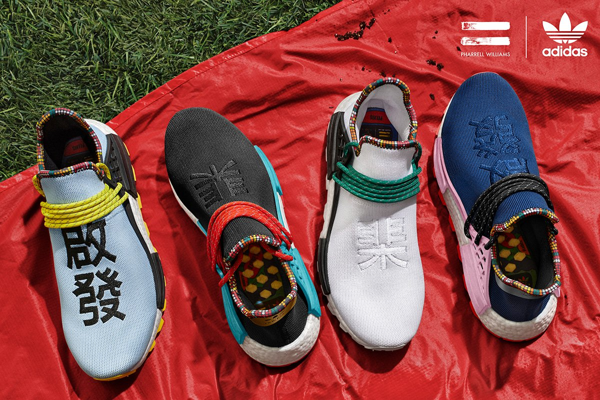 103d1f3809c74 pharrell amp adidas originals bring out the best from asian and east  african cultures for the