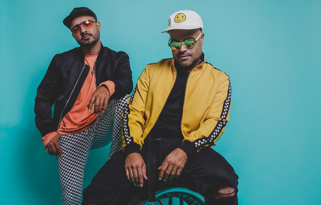 Taking a break from the @ANAmarketers Multicultural Marketing & Diversity Conference for an evening of cocktails, Latin fare and a live Soul Caribeño performance from 2018's Grammy Nominated duo for Best Urban Music Album,  @coastcitymusic#ANAMulti