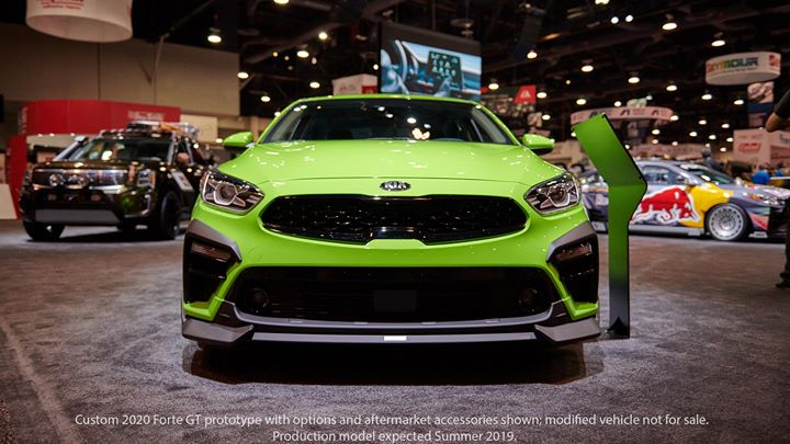 A Huge Hand To The Entire Sema Show Community That Made This Possible Credit Kia Motors Americapic Twitter Wyijix4fcq