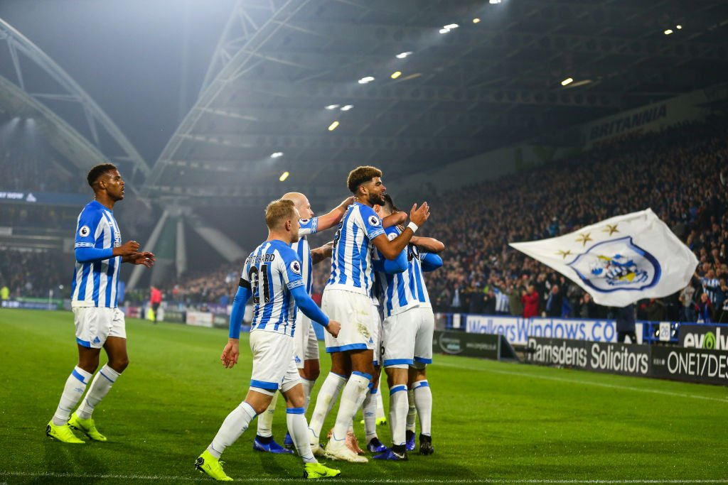 Video: Huddersfield Town vs Fulham