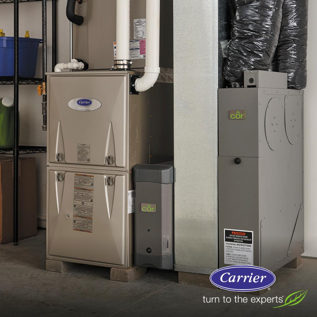 Carrier Carrierathome Twitter Electrical Can You Terminate More Than One Common On The Furnace C Of An Infinity Heat Pump And Gas This Technology Gauges Outside Air Temperature Selects Energy Source Thats Most Efficient