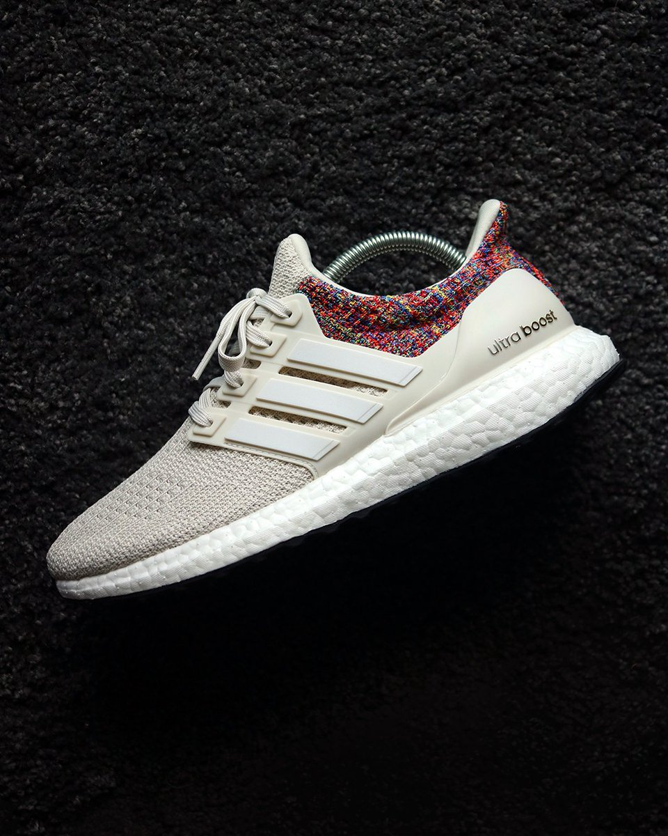 "0595bb761 ... miadidas Ultra Boost Clima. Retail  220. Now  165 shipped. Use code  CUSTOM25 in cart. Customize —  https   t.co 4TNzbuKY4s ""White OG"" by   KickPosters… ..."
