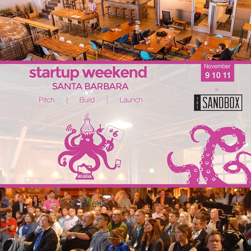 startup weekend santa barbara