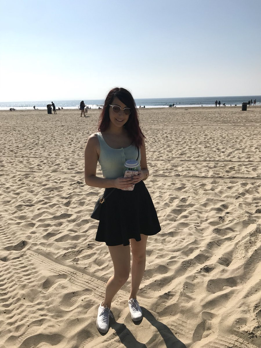 At Venice Beach Today