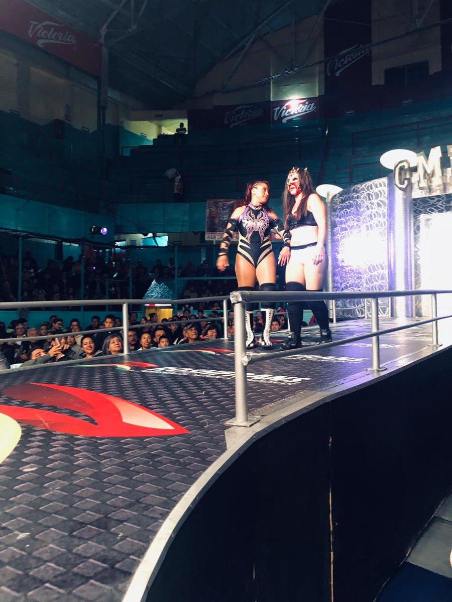 CMLL: Una mirada semanal al CMLL (Del 1 al 7 de noviembre de 2018) 14